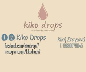 kikodrops logo